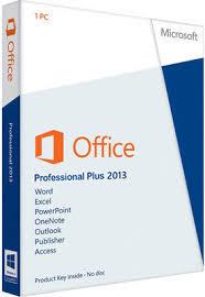 microsoft Office 2013 Pro Plus SP1 Full iso [x86/64] + thuốc chữa bịnh