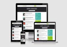 DroidPluss ResponsiveBlogger Template [ blogspot themes ]