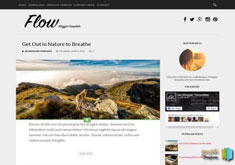 Flow Blogger Template [ blogspot themes ]