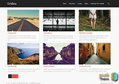 GridboyBlogger Template [ blogspot themes ]