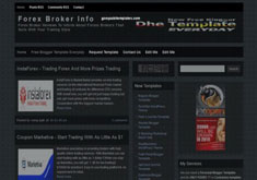 Ireng Manis Blogger Template [ blogspot themes ]