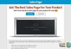 Sales Page Seo Blogger Template [ blogspot themes ]