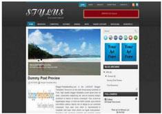 Stylus Blogger Template [ blogspot themes ]