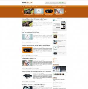 Wordplus Blogger Template [ blogspot themes ]
