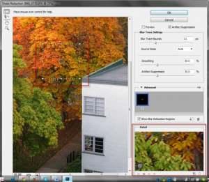 Kỹ thuật HDR : giảm rung cho các hình ảnh bị mờ trong Photoshop