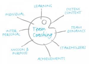 Huấn luyện đội nhóm – Coaching for Team Performance