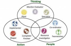 Mô hình Belbin – Thấu hiểu vai trò nhân sự
